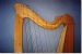 Large harp 